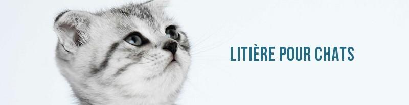Litière pour chats 30L